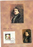 Delacroix - Painting