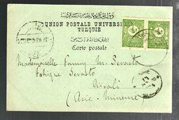 35139 - Pour L'ASIE MINEUR - Storia Postale