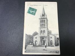 8 - BOURG ARGENTAL L'Eglise - Bourg Argental