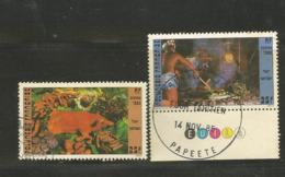 241/42  Coutumes     (398) - Polynésie Française