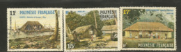 299/301 Tahiti D'autrefois     (406) - Polynésie Française