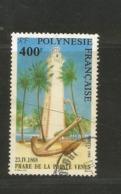302  Phare     (406) - Polynésie Française
