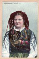 Portu021 MADEIRA Madère BARCELLOS Traje Tradicional Camponezas 1915s - Bilhete Postal MARTIN SILVA 119 - Madeira