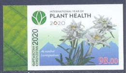 2020. Kyrgyzstan, International Year Of Plants Health, 1v Imperforated, Mint/** - Kyrgyzstan