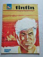 TINTIN N° 979 ROLAND GARROS (4p) + POM ET TEDDY INEDIT  (7p) + LA PAXTON TURBOCAR (4p) COVER HERMANN - Tintin