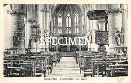 Binnenzicht Der Kerk - Londerzeel - Londerzeel