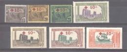Tunisie  :  Yv  50-56  * - Tunisie (1888-1955)