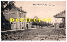 52  Louvemont  La Gare - Sonstige Gemeinden