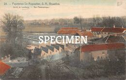 28 Papeteries De Ruysscher S.A. - Lembeek - Halle