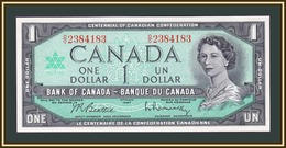 Canada 1 Dollar 1967 P-84 (84b) UNC - Canada