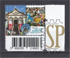 Portugal 2020 Festas Do Divino Espírito Santo Açores Azores Festivities Of Divino Teatro Porto Judeu Isla Terceira - Celebrations