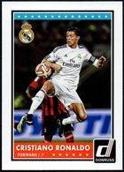 FOOTBALL - DONRUSS - PANINI 2015 - REAL MADRID - CRISTIANO RONALDO - CARD N. 1 - Other