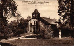 CPA FERNEY-VOLTAIRE - Ancienne Chapelle (89084) - Ferney-Voltaire