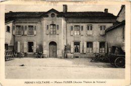 CPA FERNEY-VOLTAIRE - Maison Fusier (89141) - Ferney-Voltaire