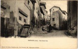 CPA TREVOUX Rue Casse-Cou (89419) - Trévoux