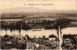 CPA TREVOUX - Vue Panoramique (89420) - Trévoux