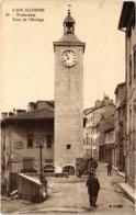 CPA TREVOUX - Tour De L'Horloge (89422) - Trévoux