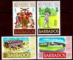 B151-Barbados 1966 (+) LH - Senza Difetti Occulti - - Barbados (...-1966)