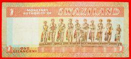 · KING, PRINCESSES AND ELEPHANT: SWAZILAND ★ 1 LANGENI ND (1974)! LOW START ★ NO RESERVE! - Swasiland