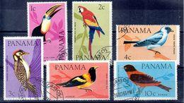 Serie De Panama N ºYvert  844/49 O - Panama