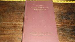 DIESELMOTOREN ANNO 1955 _ VEEL AFBEELDINGEN !!   _____ BOX : J - Voitures