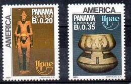 Serie De Panama N ºYvert 1060/61 ** - Panama