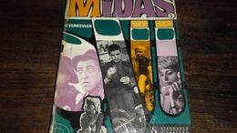 MIDAS _ ANNO 1968 _ MET AFBEELDINGEN !!   _____ BOX : J - Libri, Riviste, Fumetti