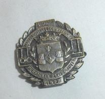 MEDAILLE PERPIGNAN 1927 GYMNASTIQUE - Athlétisme