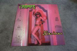 Disque - The Cramps - Kizmiaz - New Rose Records NEW 70 - 45 RPM, White - 1986 France - 45 Rpm - Maxi-Single