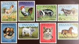Panama 1967 Domestic Animals MNH - Farm