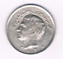20 RIAL 2539 AH  IRAN / 5986/ - Irán