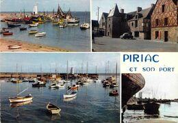 44 - Piriac Sur Mer Et Son Port - Multivues - Piriac Sur Mer
