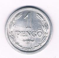 1 PENGO 1941  HONGARIJE /5993/ - Hungría