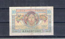 France. 10 Francs. Trésor Français. Type 1947 - Schatkamer