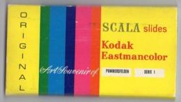 6 DIAPOSITIVES KOKAK   ORIGINAL SCALA SLIDES    POMMERSFELDEN  ALLEMAGNE - Diapositives (slides)