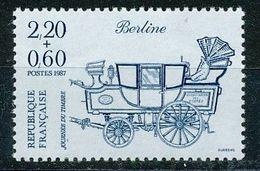 FRANCE- - 1987 - Yvert-2469 - Neuf - Unused Stamps