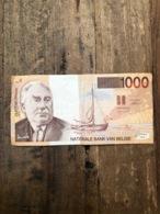 1000 Nationale Bank Van Belgie Constant Permeke - Sonstige