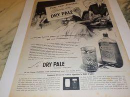 ANCIENNE PUBLICITE  POUR VOUS DETENDRE COGNAC MARTELL 1956 - Alcohols