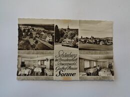"""Schömberg Bei Freudenstadt. - Gasthof-Pension """"Sonne"""" - Schömberg"""