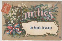 Amitiés De Sainte-Livrade-(D.8106) - Autres Communes
