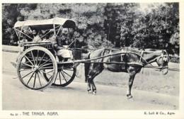 Inde - Agra - The Tanga - India