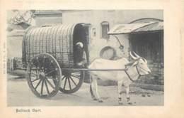 Inde - Bullock Cart - India