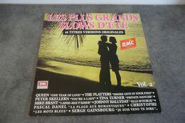 Disque - Les Plus Grands Slows D'été Vol.2 - 16 Titres Versions Originales - EMI France 7945541 - 1990 France - - Disco, Pop