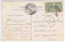 LOIRET - Cachet Manuel MALESHERBES Du 26 JANV  06 - Postmark Collection (Covers)