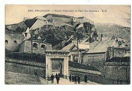 05 - BRIANCON - Porte Pignerol  - 392 - Briancon