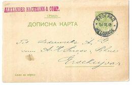 Belgrado 1909 - Serbia