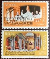 Panama 1968 Pope Visit MNH - Panama