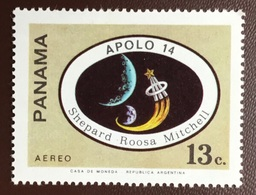 Panama 1972 Apollo 14 Space MNH - Panama