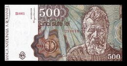 Rumania Romania 500 Lei Enero 1991 Pick 98a SC UNC - Roemenië