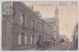 CHOLET - L'Hôtel-Dieu Hôpital - Cholet